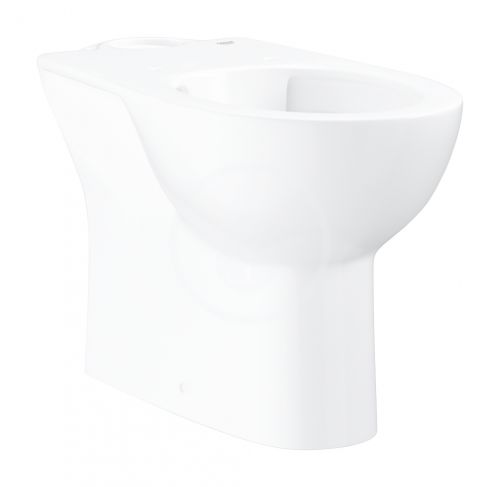 GROHE Bau Ceramic WC kombi mísa, Rimless, alpská bílá 39429000
