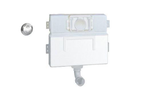 GROHE Příslušenství Splachovací nádržka EAU2 pod omítku, pro WC, stavební výška 0,82 m 38691000