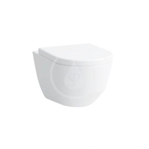 Laufen Pro Závěsné WC, 530x360 mm, Rimless, bílá H8209660000001