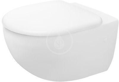 DURAVIT Architec Závěsné WC, bílá 2546090064