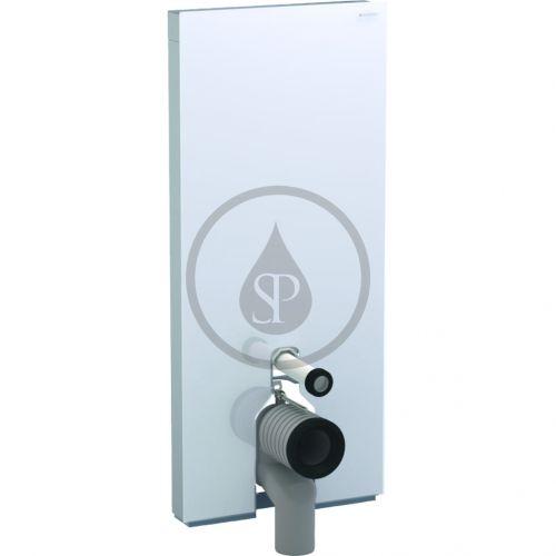 GEBERIT Monolith Plus Sanitární modul pro stojící WC, 114 cm, spodní přívod vody, bílá 131.233.SI.5