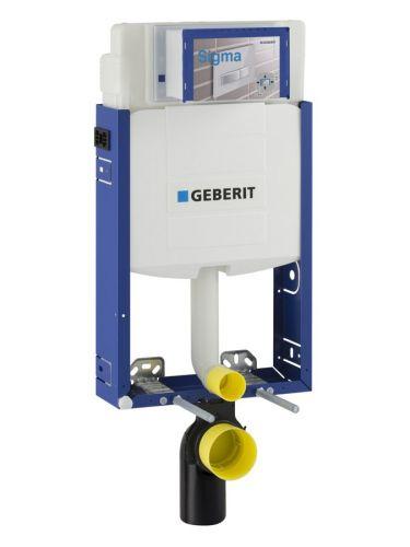GEBERIT KOMBIFIX ECO podomítková nádržka pro zazdění Sigma 12 cm, v. 108 cm 110.302.00.5