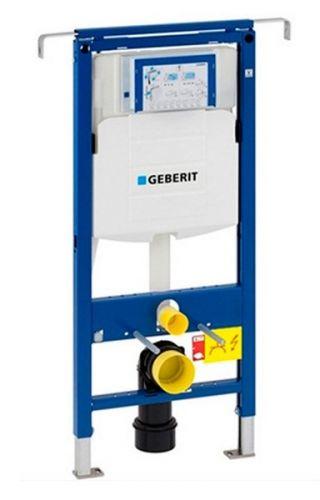 GEBERIT DUOFIX podomítková nádržka Sigma 12 cm, pro napojení do boční stěny 111.355.00.5