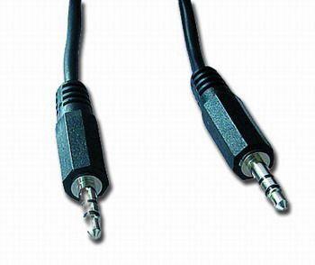 Kabel GEMBIRD přípojný jack 3,5mm M/M, 10m, audio