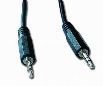 Kabel GEMBIRD přípojný jack 3,5mm M/M, 5m, audio
