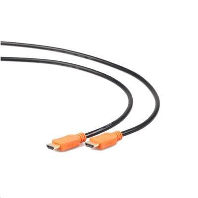 GEMBIRD Kabel HDMI - HDMI 1m (v1.4, M/M, zlacené kontakty, stíněný, ethernet, CCS)
