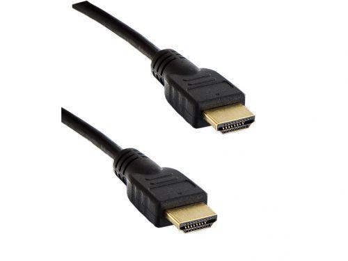 4World 4W Kabel HDMI 1.4 High Speed Ethernet 7.5m Black