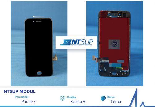 NTSUP LCD modul iPhone 7 černý kvalita A