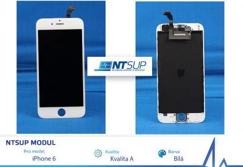 NTSUP LCD modul iPhone 6 bílý kvalita A
