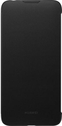 Pouzdro Huawei Flip Cover černé Y7 2019 51992902