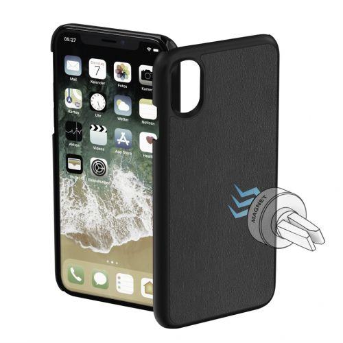 Hama spol s r.o. Hama Magnet, kryt pro Apple iPhone Xs Max, černý