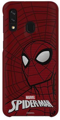 Samsung Stylové pouzdro Spider-Man pro Galaxy A40