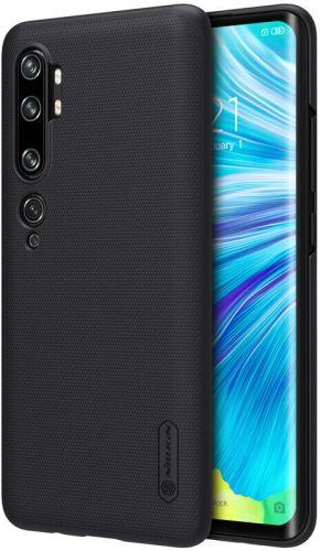 NONAME Nillkin Super Frosted Zadní Kryt pro Xiaomi Note 10 Pro Black