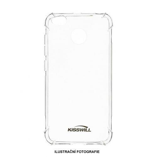 NONAME Kisswill TPU Pouzdro pro Samsung Galaxy S10 Lite Transparent