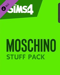 ESD GAMES ESD The Sims 4 Moschino