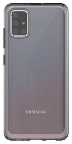 Samsung Poloprůhledný zadní kryt pro Galaxy A51 Black