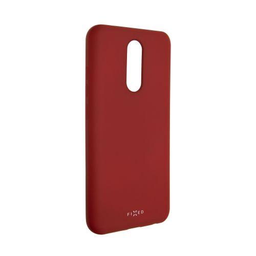 Kryt FIXED Story Xiaomi Redmi 8/8A, červený