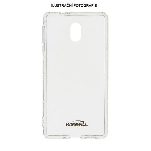 NONAME Kisswill TPU Pouzdro pro iPhone 11 Pro Transparent