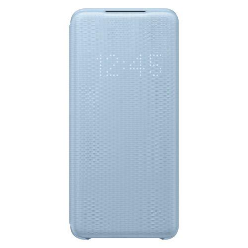 Samsung Flipové pouzdro LED View S20 Sky Blue