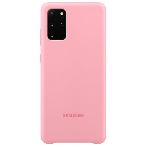 Samsung Silikonový kryt pro S20+ Pink