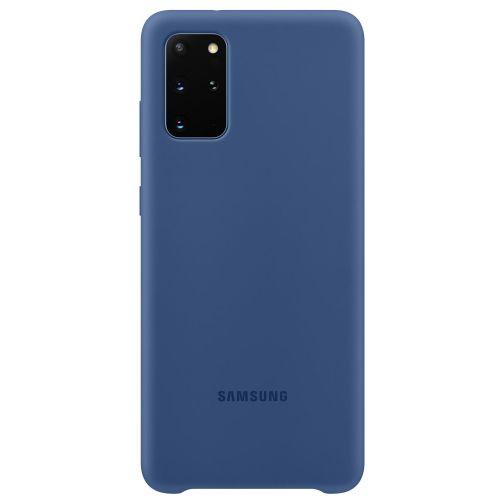 Samsung Silikonový kryt pro S20+ Navy