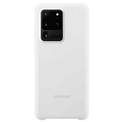 Samsung Silikonový kryt pro S20 Ultra White