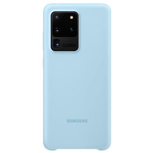 Samsung Silikonový kryt pro S20 Ultra Sky Blue