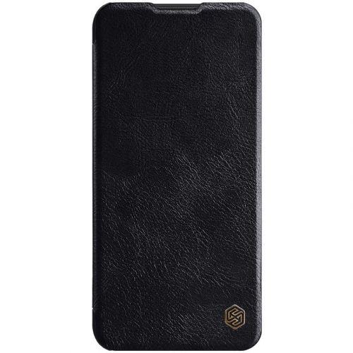 NONAME Nillkin Qin Book Pouzdro pro Samsung Galaxy A21 Black