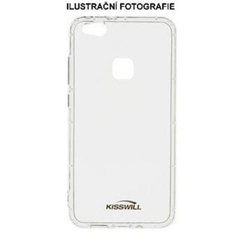 NONAME Kisswill TPU Pouzdro pro Samsung Galaxy M21 Transparent