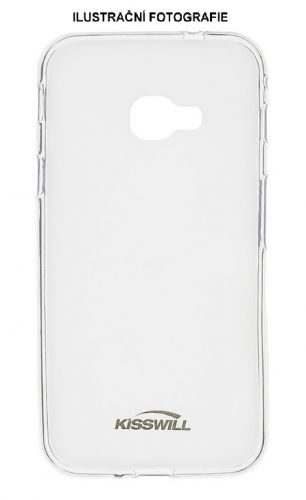 NONAME Kisswill TPU Pouzdro pro Samsung Galaxy Xcover Pro Transparent