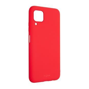 Kryt FIXED Story Huawei P40 Lite, červený