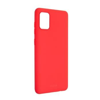 Kryt FIXED Story Galaxy A31, červený