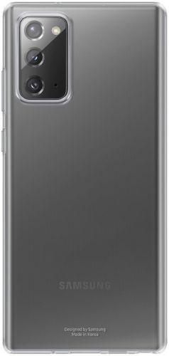 Samsung Průhledný zadní kryt pro Note 20 Transparentní
