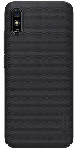 NONAME Nillkin Super Frosted Zadní Kryt pro Xiaomi Redmi 9A Black