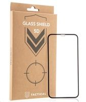 NONAME Tactical Glass Shield 5D sklo pro iPhone 12 Mini Black