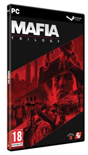 TAKE 2 PC - Mafia Trilogy