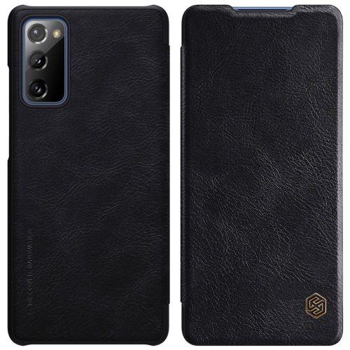 NONAME Nillkin Qin Book Pouzdro Samsung S20 FE Black