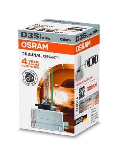 Osram Xenonová výbojka D3S, Xenarc Original, 35W, PK32d-5