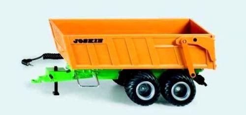 SIKU 6780 Návěs traktorový JOSKIN tandem sklápěč 1:32