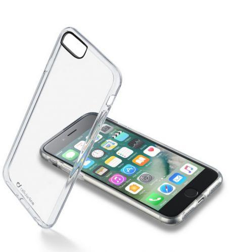 CellularLine zadní čirý kryt s ochranným rámečkem CLEAR DUO pro Apple iPhone 7/8/SE 2020