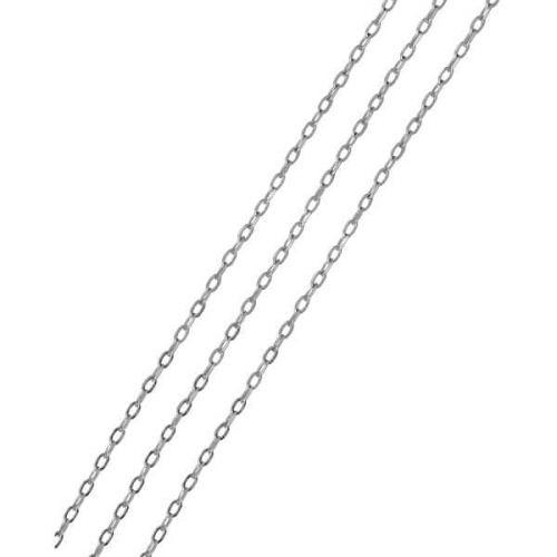 Brilio Silver Stříbrný řetízek Anker 50 cm 471 115 00006 04 stříbro 925/1000