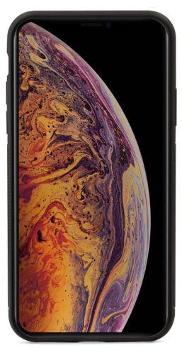 EPICO GLASS CASE pro iPhone XS Max - transparentní/černý