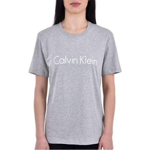 Calvin Klein Dámské triko S/S Crew Neck QS6105E-020 (Velikost XS)