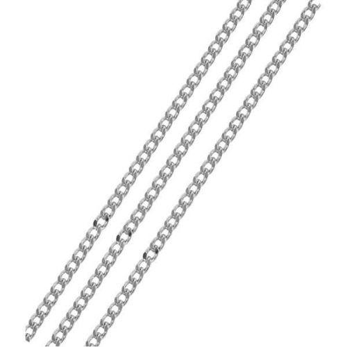 Brilio Silver Stříbrný řetízek Pancer 45 cm 471 086 00027 04 stříbro 925/1000