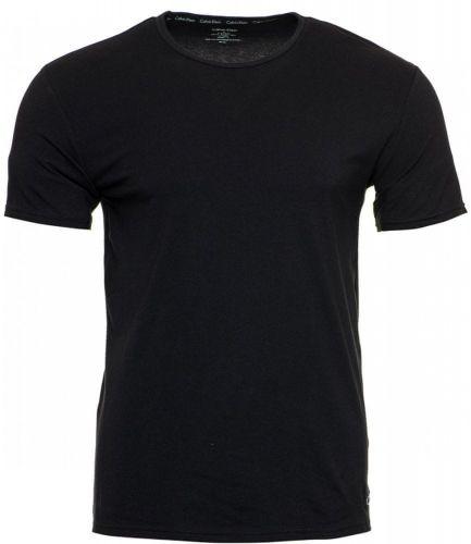 Calvin Klein pánské tričko S/S Crew Neck NB1164E S černá