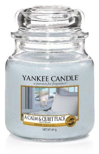 Yankee Candle vonná svíčka A Calm & Quiet Place 411 g