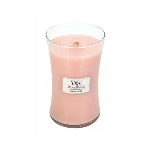 Woodwick Vonná svíčka váza Coastal Sunset 609 g