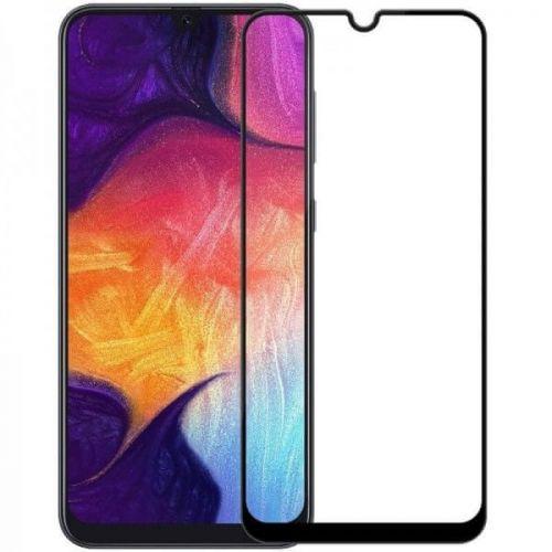 Nillkin Tvrzené Sklo 2.5D CP+ Pro Black pro Samsung Galaxy A20/A30/A50/M30, 2446914