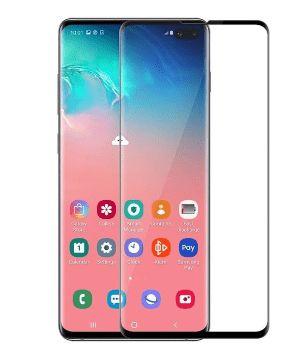 Nillkin Tvrzené Sklo 3D DS+ MAX Black pro Samsung G960 Galaxy S9, 2447022