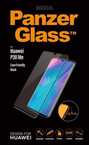 PanzerGlass Edge-to-Edge pro Huawei P30 Lite černé 5335